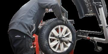 Equilibrado de Neumáticos